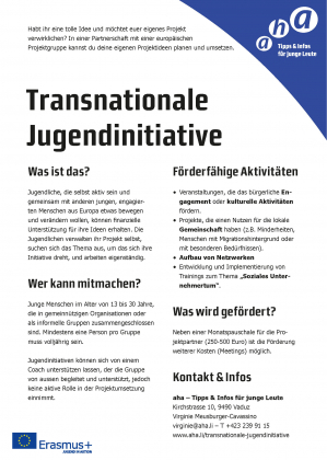 Transnationale Jugendinitiative