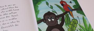 Der Affe Toni